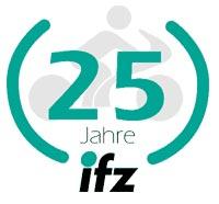 ifz-Jubiläums-logo - 25 Jahre