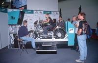 ifz-Motorrad-Fahrsimulator